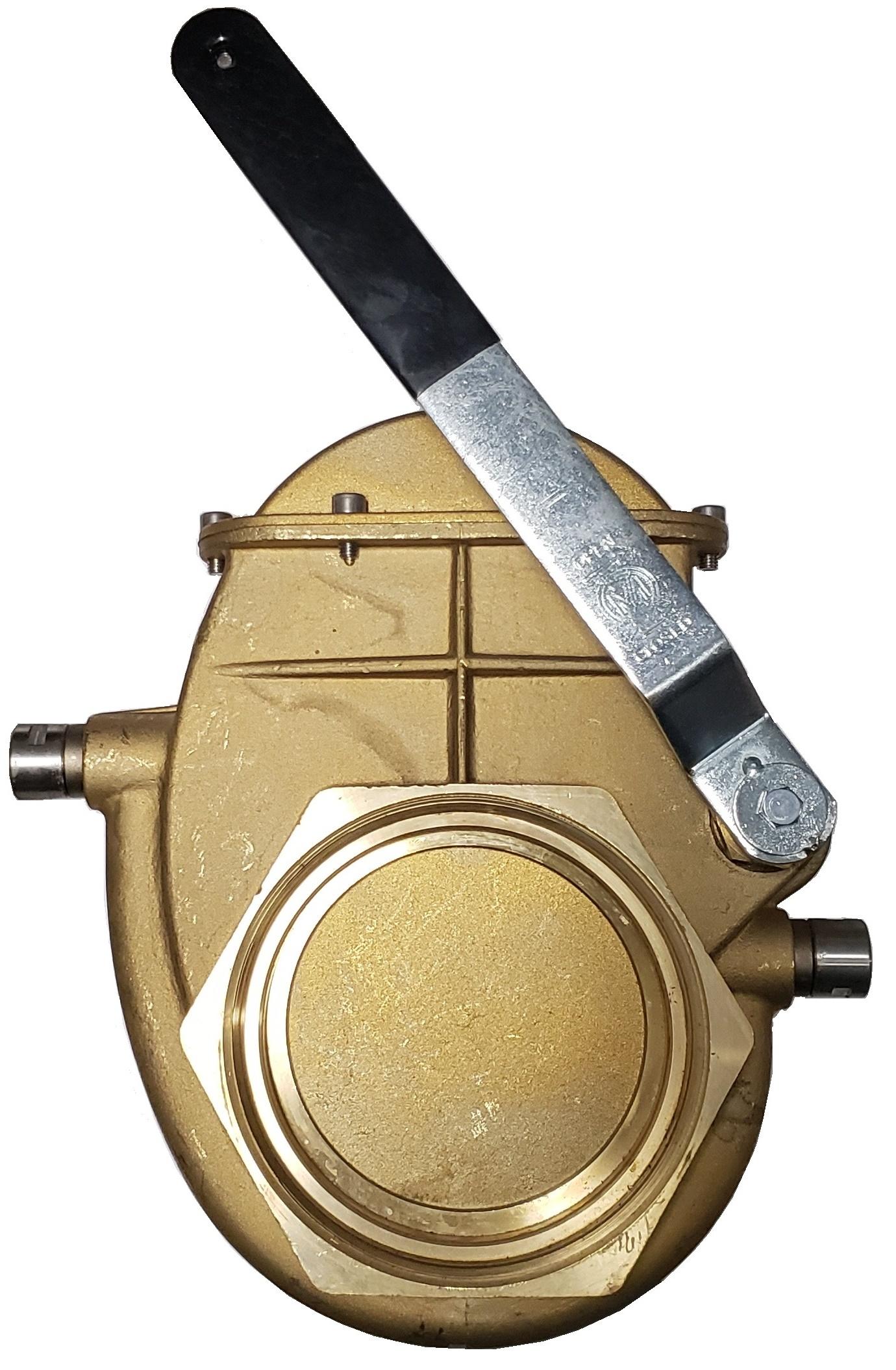 1 Chandler Equipment 1037-0100 Brass Ball Valve Female 1